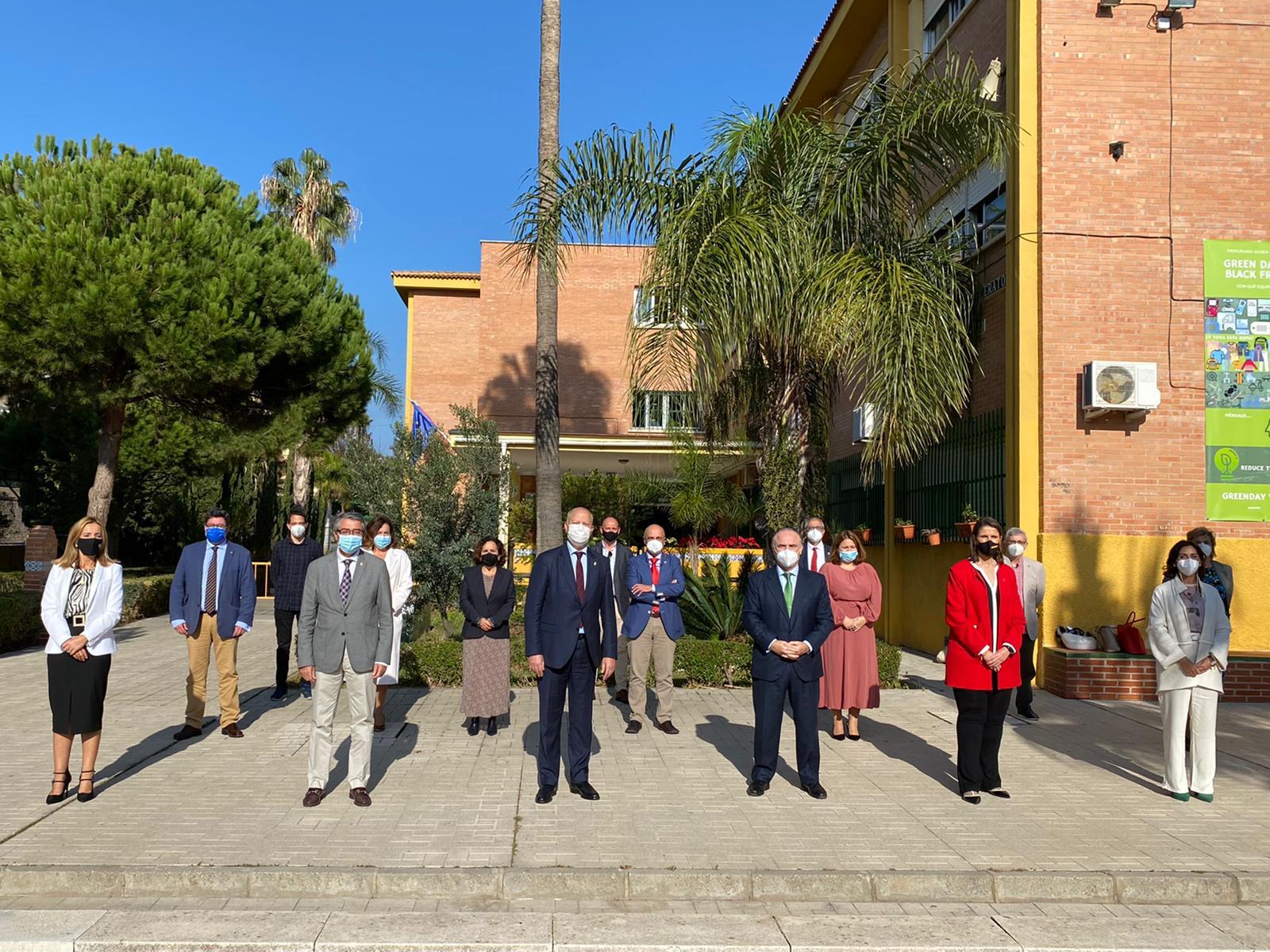 La Junta destaca la apuesta por la «excelencia educativa» con el Bachillerato Internacional
