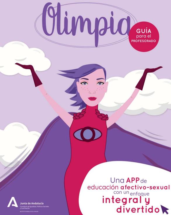 «Olimpia», nueva app coeducativa sobre educación afectivo-sexual