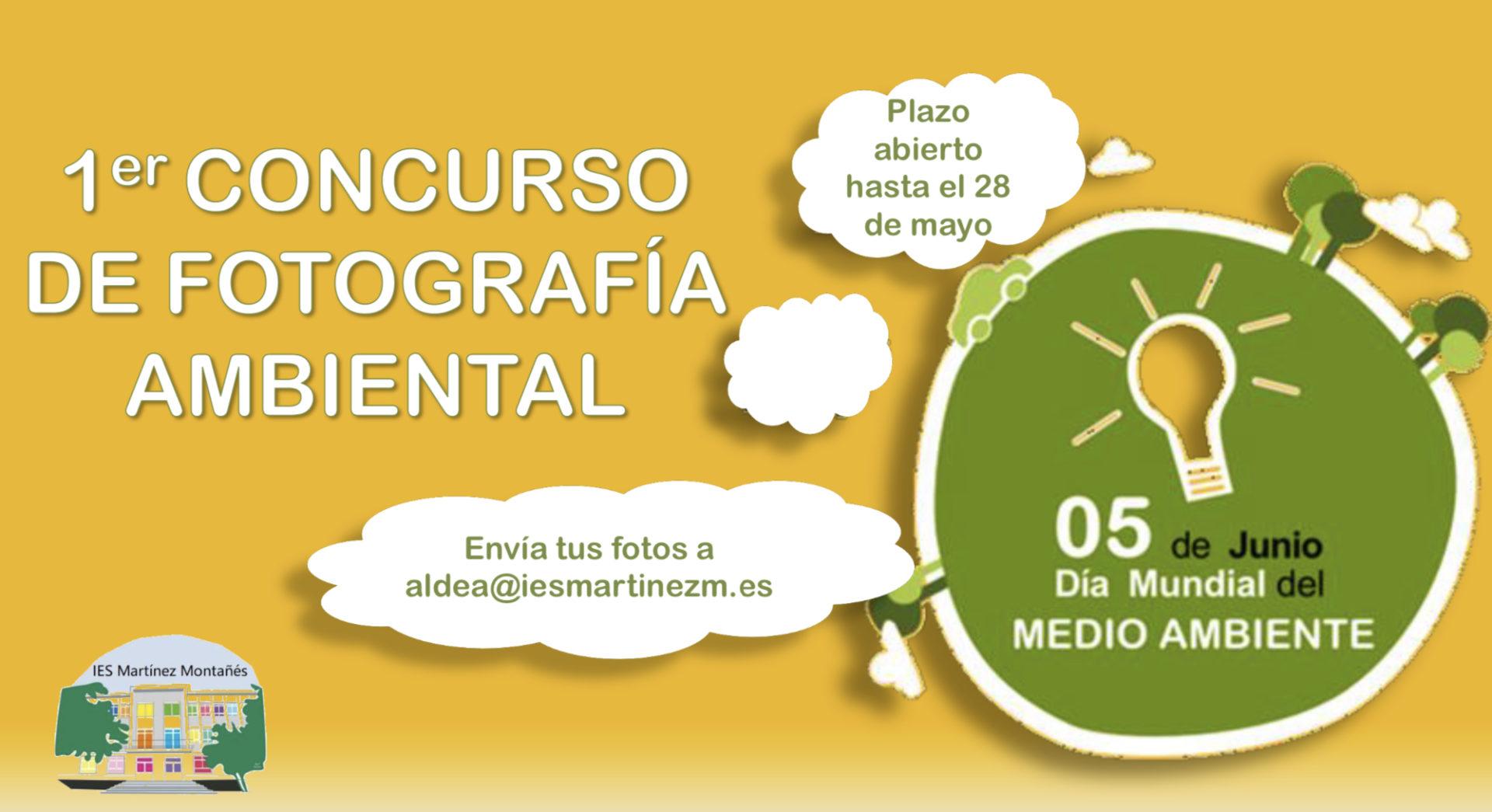 I Concurso fotografía ambiental